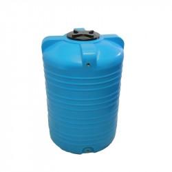 Емкость 100л вертикальная V-100 синяя d-480, h-700мм