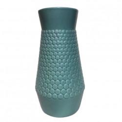 Ваза керамическая Катрина зеленая 23см CER-34