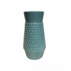 Ваза керамическая Катрина зеленая 18см CER-35