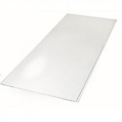 Панель ПВХ 2700x250x8мм Белая глянцевая