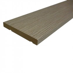Наличник плоский 2150х70х8мм, беленый дуб