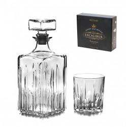 Набор для виски EXCALIBUR 5 предметов BR2001