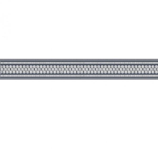 бордюр эрмида серый (05-01-1-56-03-06-1020-2) 5х40