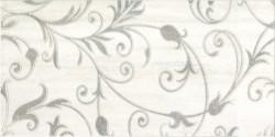 Декор Silvia Серый 50*25 панно часть 1
