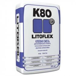 Клей для плитки LITOKOL LITOFLEX K80, 5 кг