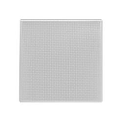 Кассета AP600A6/45/Т-24 Tegular Белый матовый перфорированный эконом d1,5 м.