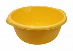 Таз 10л желтый