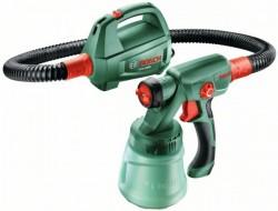 Распылитель электрический Bosch PFS 2000, 440Вт, 500мл/мин., бак 1л, 2кг