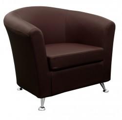 Кресло Тайм Dk Brown (0,83*0,75*0,74)