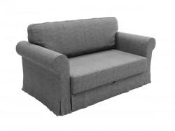 Диван-кровать Вельс (Bora Grey (Vip Textil) /1,57*0,89*0,87/