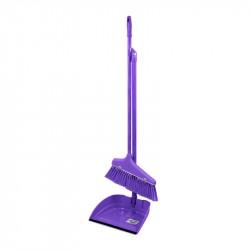 Комплект для уборки ГРАСС  на длинных ручках  (совок+щетка)