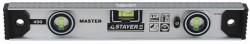 Уровень 60см двутавровый 3 глазка, рельс Master STAYER I-Bar 3470-060_z01
