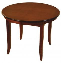 Стол обеденный круглый Балет дуб (1,0(1,3)*0,75)