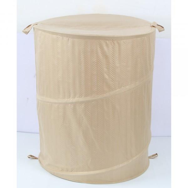 корзина для белья складная универсал fora, бежевая [супермаркет] юн лей jingdong ванной туалет стеллажи присоски свободного гвоздь бесшовной кухня хранение ванной корзина 3kg подшипник 18362