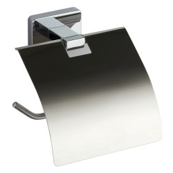 """Держатель для туалетной бумаги с крышкой """"STYLE"""" FORA (Фора)"""