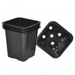 Горшки для рассады пластиковые