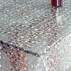 Клеенка Кристалл прозрачная 137см ТС 142-001