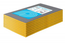 Порилекс Евроблок НПЭ Л звукоизоляция стен, цвет желто-серый, размер листа 30 х 600 х 1000 мм