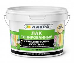 Лак в/д тонированный Сосна 2,5кг