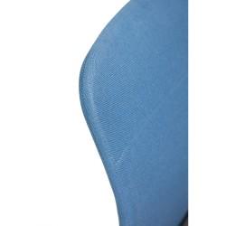 Кресло компьютерное  ткань многоцветный 46х47см