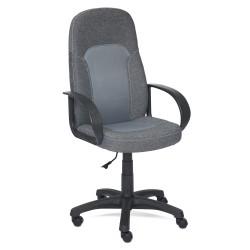 Кресло компьютерное PARMA [ткань, серый/серый, 207/12] 62х47см