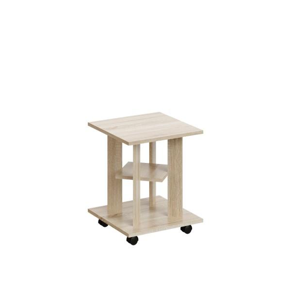 стол кофейный так-31 400х400х500 (дуб сонома)