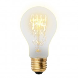 Лампа накаливания Uniel Vintage IL-V-A60-60/GOLDEN/E27 SW01 E27 Линейная {133}Вт2200К