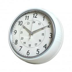 Часы настенные Artlink Wall Clock Cr.White 24x24см 79778