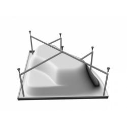 Монтажный комплект к симметричной ванне
