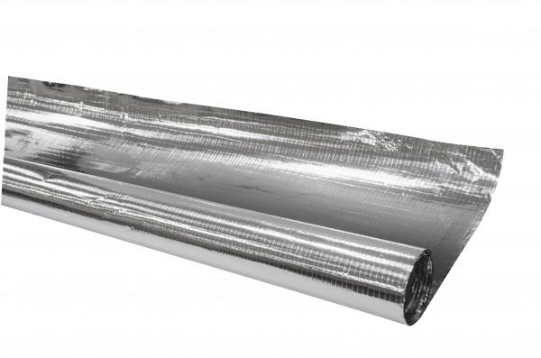 фольга алюминиевая для термоизоляции 1.2 х 10 м х 50 п/м фольга алюминиевая саянская фольга универсальная толщина 11 мкм 29 см х 80 м