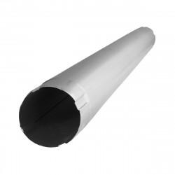Труба водосточная оцинкованная, d-100 х 3 м