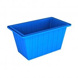 Ванна K 400л синий