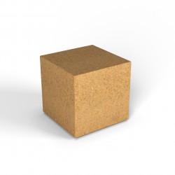 Фигура декоративная Flox Куб песочный гранит