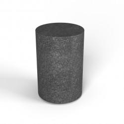 Фигура декоративная  Flox Цилиндр черный гранит