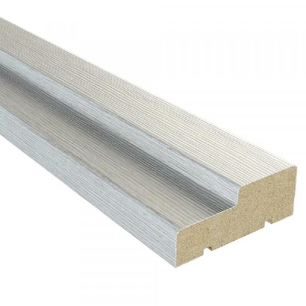 коробочный брус плоский,3d финиш-пленка 2070х70х26мм,перламутр