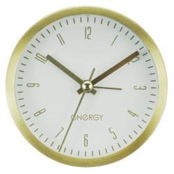 Будильник ENERGY EA-02 золото 009508