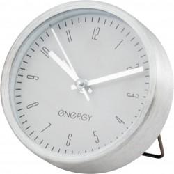 Будильник ENERGY EA-02 стальной 003802
