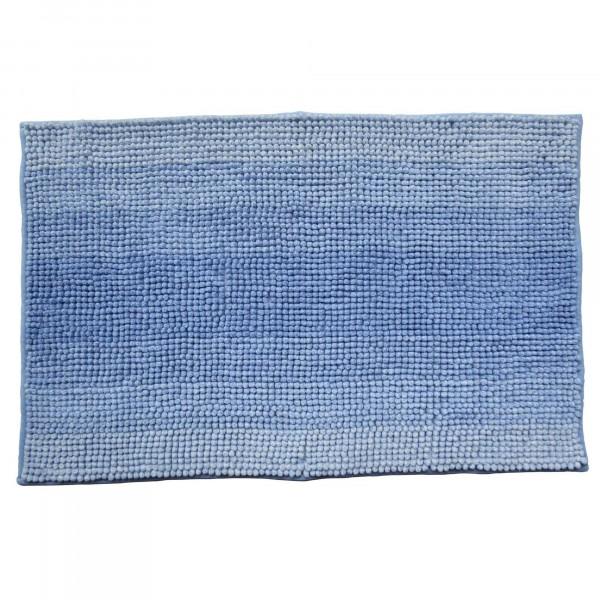 коврик для ванной 50х80см gradient, голубой
