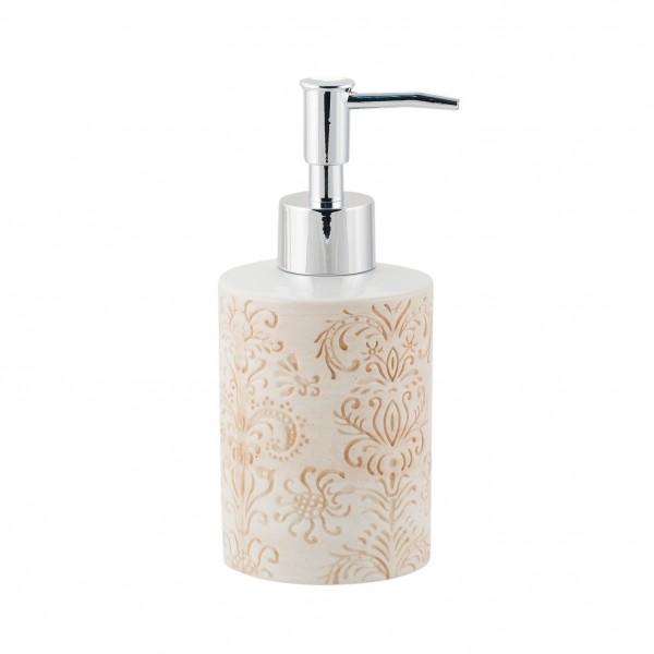 дозатор жидкого мыла trevi, керамика дозатор для жидкого мыла primanova kosta 19 5 7 5 см