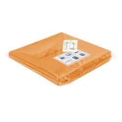 Коробка стеллажная 300х220х220 Нрава Оранжевый 00000026003-151