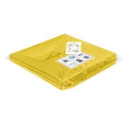 Коробка стеллажная 300х220х220 Нрава Желтый 00000026003-131