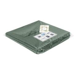 Коробка стеллажная 300х220х220 Нрава Темно-зеленый 00000026003-181