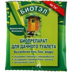 Препарат для дачных туалетов БИОТЭЛ 25г