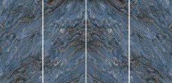 Декор SUPREME RHINESTONE Blue 180x360 (4x90x180)