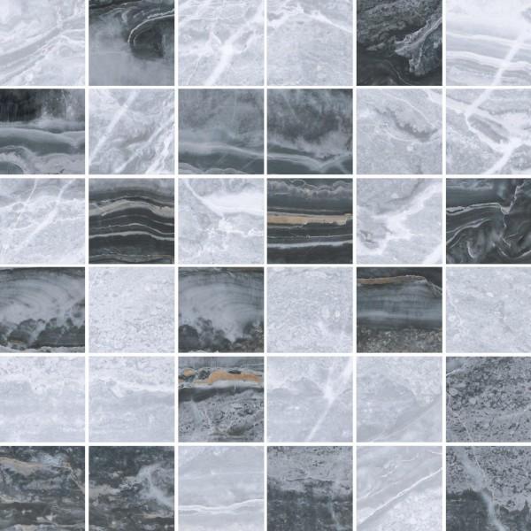 керамогранит bergamo мозаика микс холодная 30x30 мозаика primacolore crystal gc123sla 1 5x4 8 30x30