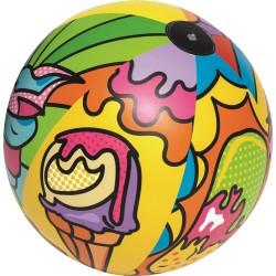 Надувной мяч Поп-арт, 91 см, Bestway 31044