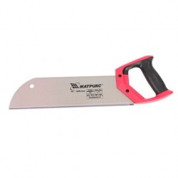Ножовка по фанере 325мм с двухкомпонентной ручкой Matrix 23149
