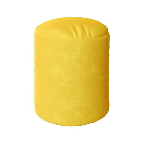 пуф пенек mini (желтый)