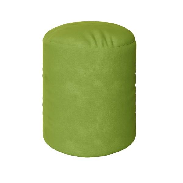 пуф пенек mini (зеленый)