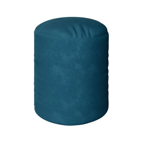 пуф пенек mini (синий)